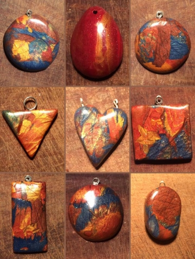 Sacred native Jendi Stones